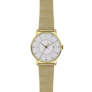 SQ38 Plano watch, PS-76