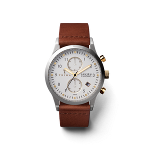 TRIWA Watches- Ivory Lansen Chrono