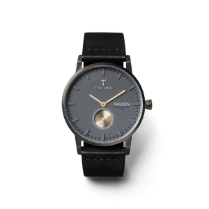 TRIWA Watches - Walter Falken (Black)