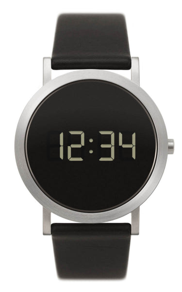 Normal Timepieces - Extra Normal Grande Digital - Black/Silver