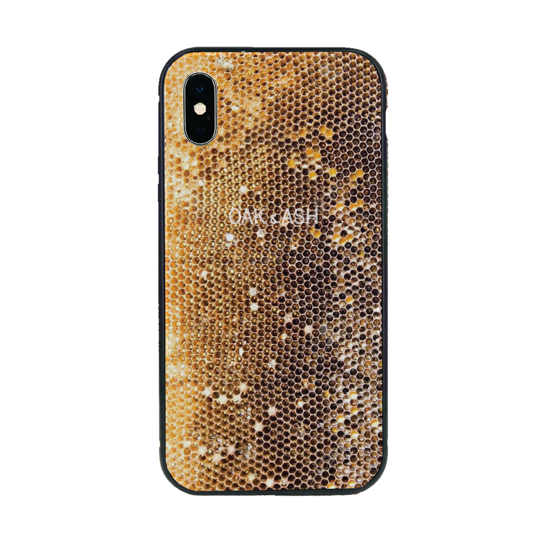 OAK & ASH The Phone Case - Golden