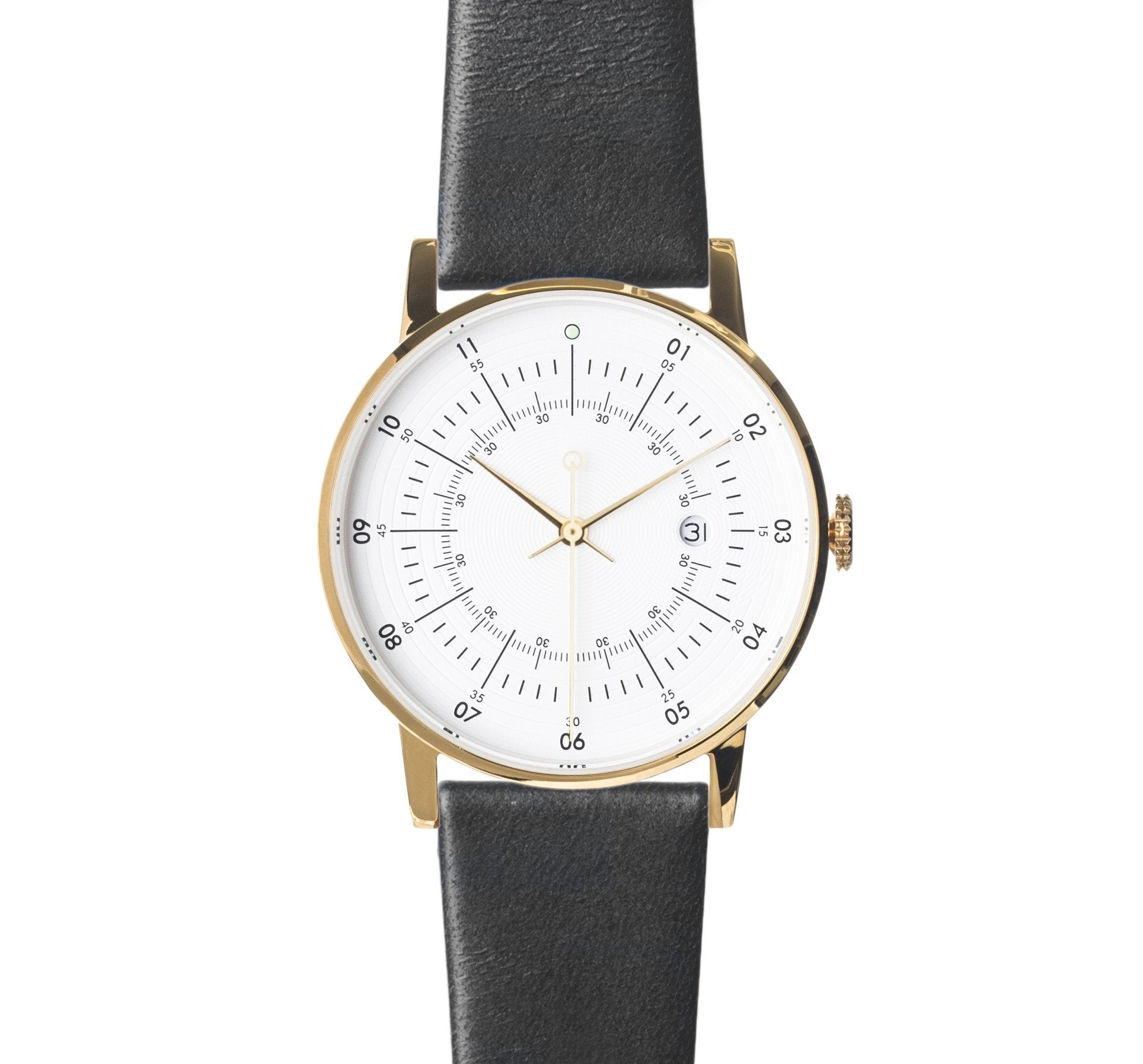SQ38 Plano watch, PS-18