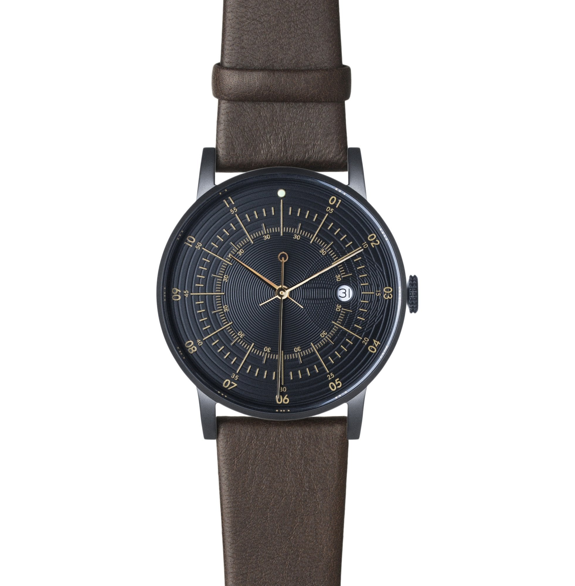 SQ38 Plano watch, PS-24