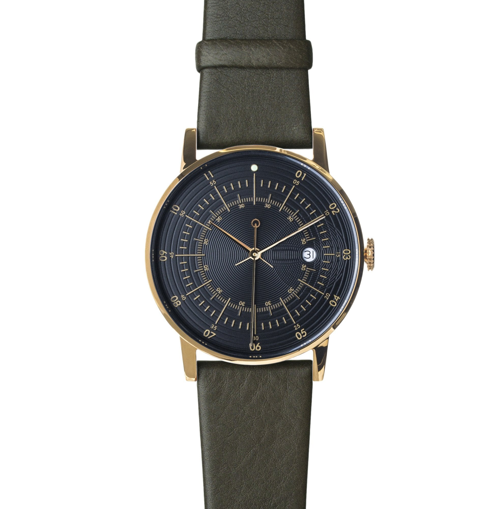 SQ38 Plano watch, PS-38