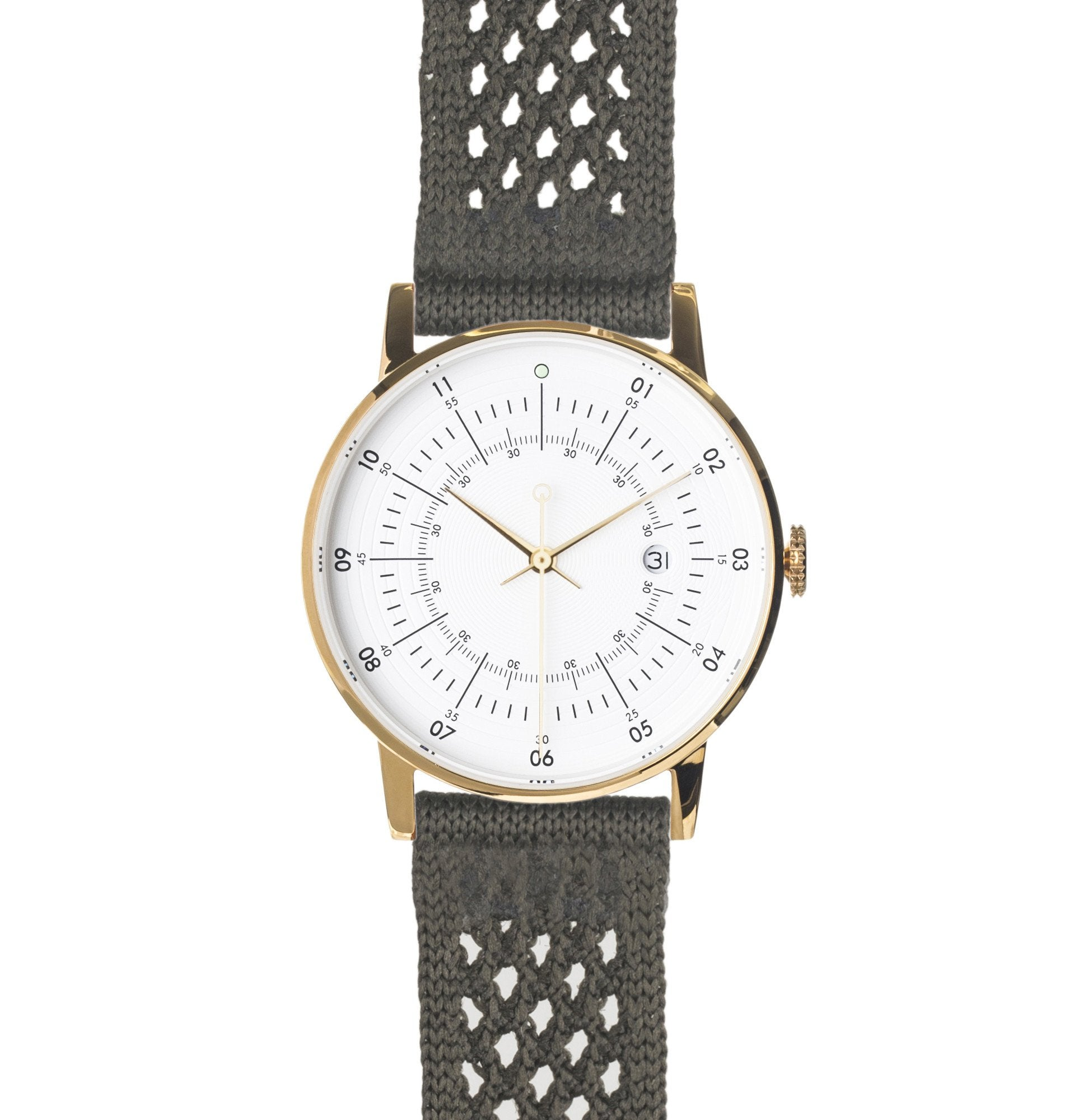 SQ38 Plano watch, PS-46