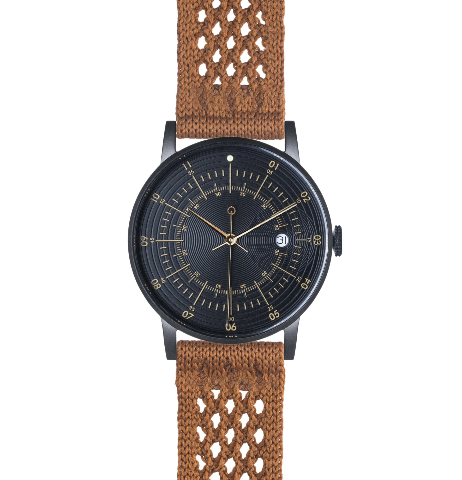 SQ38 Plano watch, PS-53