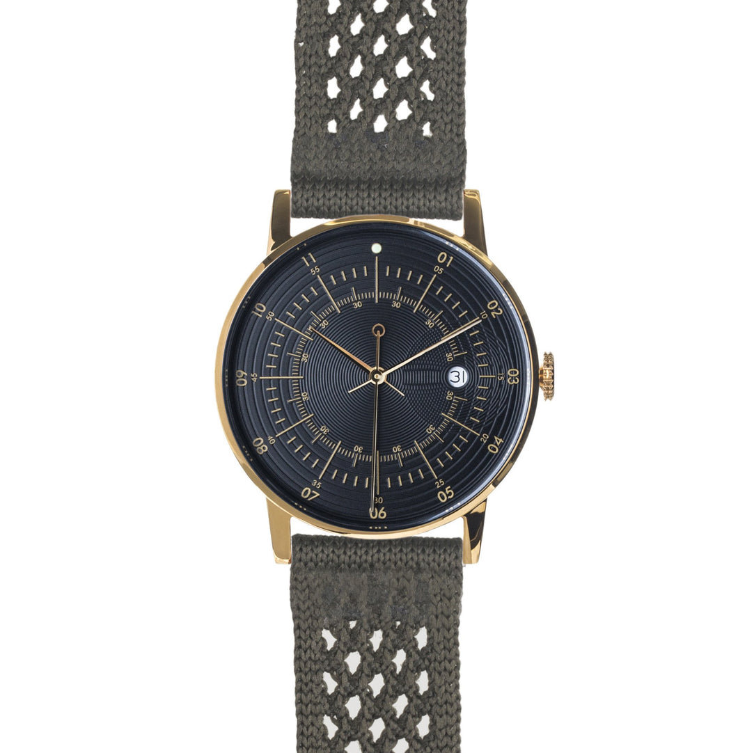 SQ38 Plano watch, PS-60