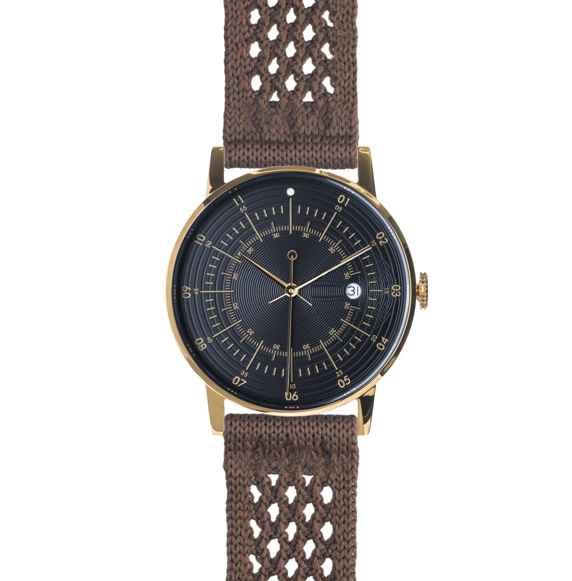 SQ38 Plano watch, PS-61