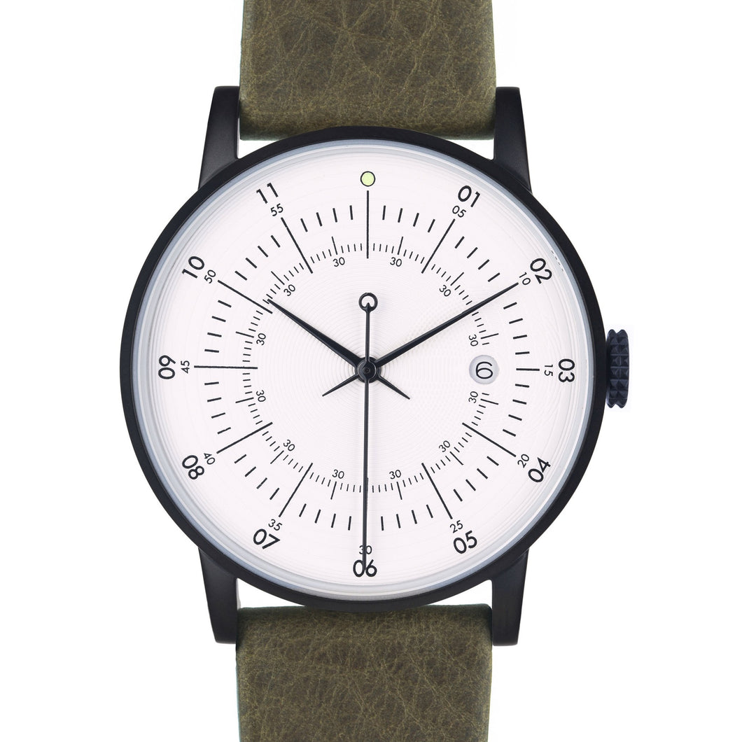 SQ38 Plano watch, PS-02