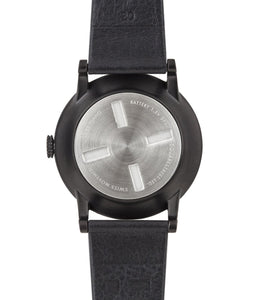 SQ38 Plano watch, PS-10