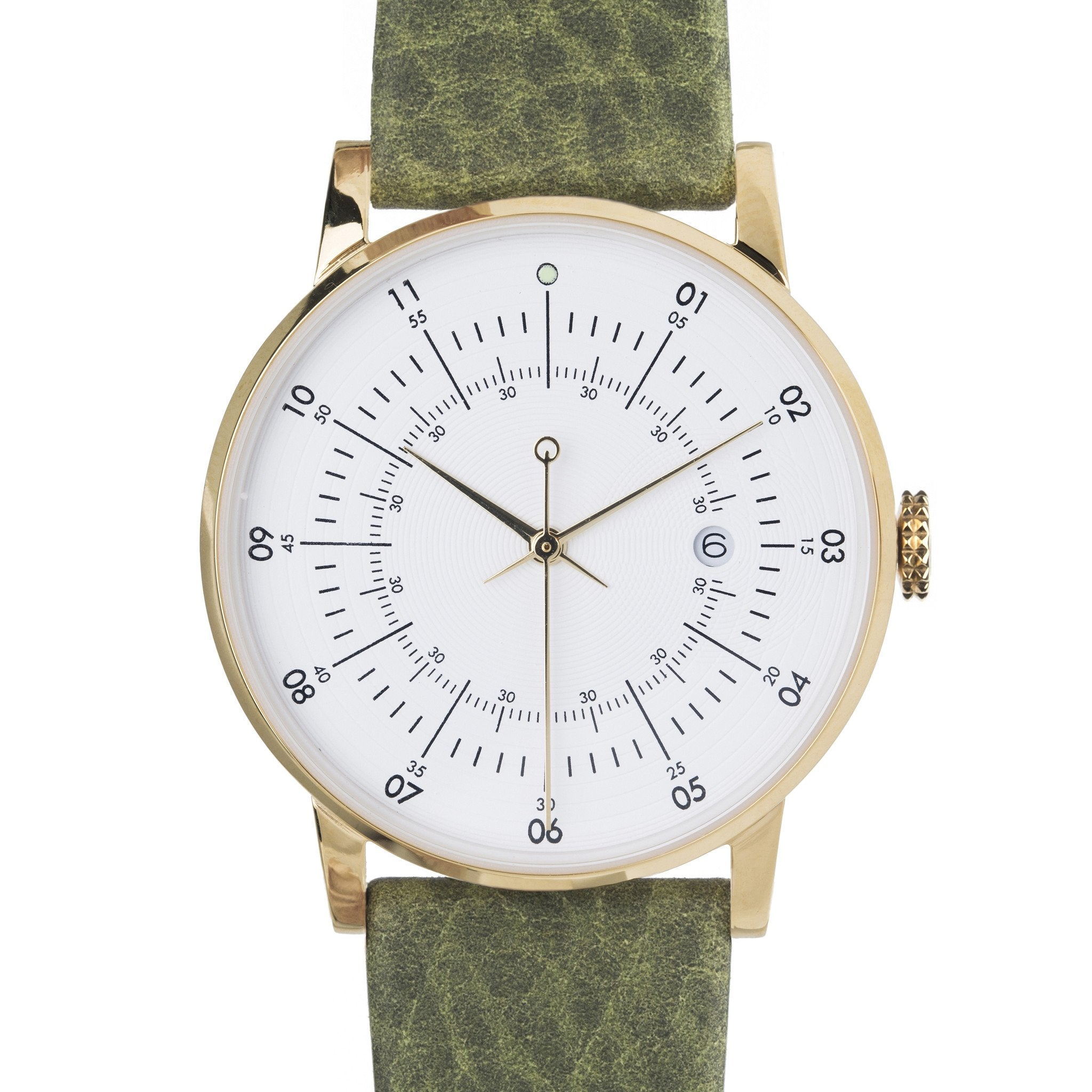 SQ38 Plano watch, PS-07