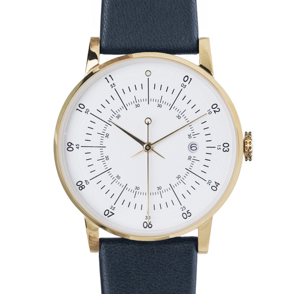 SQ38 Plano watch, PS-08