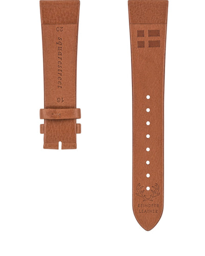 SE20/16-03 SWEDISH Brown Reindeer Leather Strap