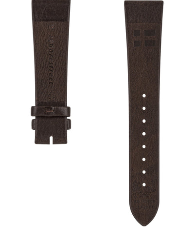 SE20/16-04 SWEDISH Dark Brown Reindeer Leather Strap