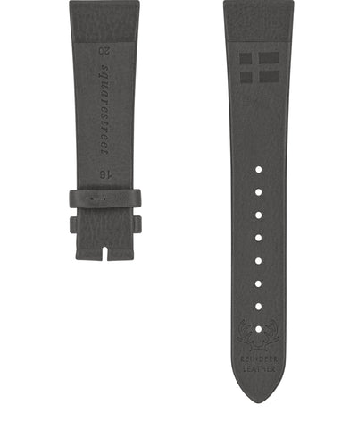 SE20/16-06 SWEDISH Grey Reindeer Leather Strap