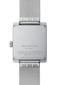 VOID Watches - V02MKII - SI/MR