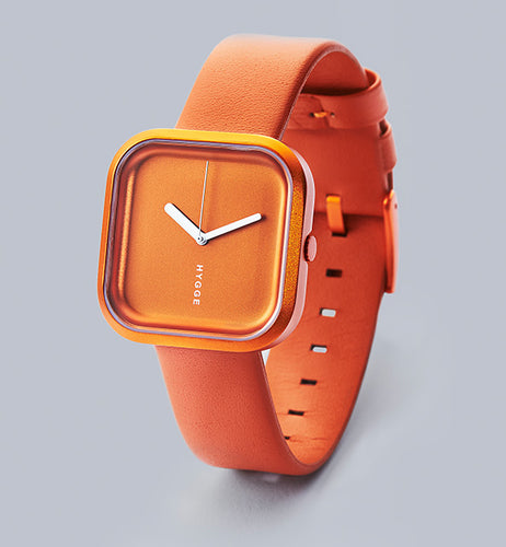 HYGGE Watches -  Väri - Sunset Orange