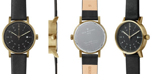VOID Watches - V03D-Gold/Black/Black
