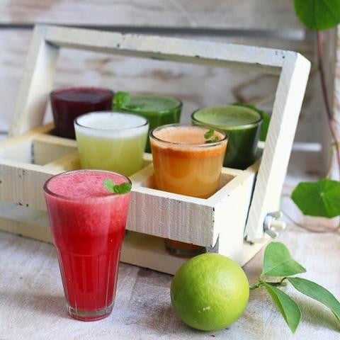 Why you should definitely be including cold pressed juice in your morning ritual