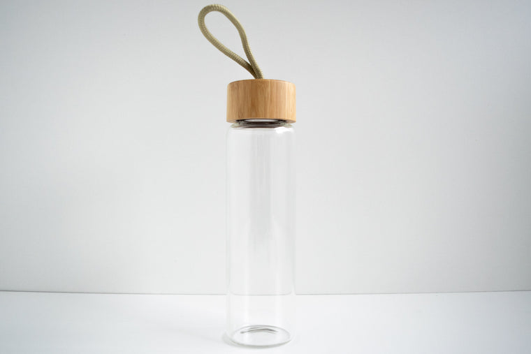Mod Glass Bottle