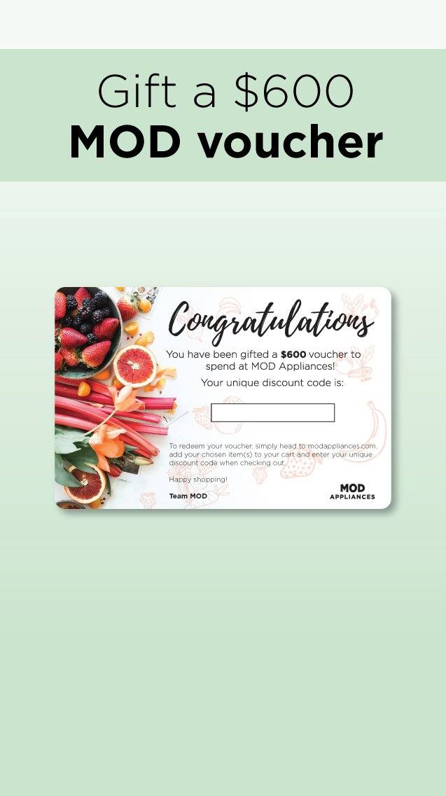 Gift Card - $600 - Mod Appliances Australia