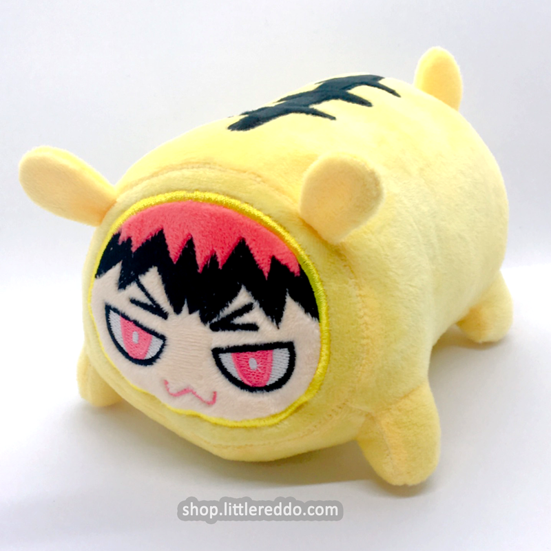 Plush: Tiger Kagami (NEW)