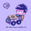 Osomatsu Race Charms [LAST CHANCE]