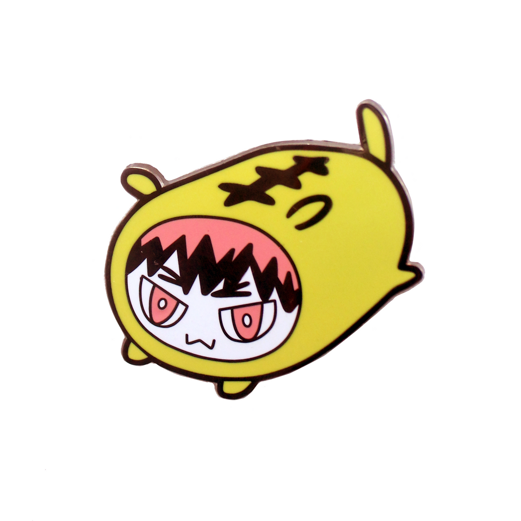 Enamel Pin: Tiger Kagami [LAST CHANCE!]