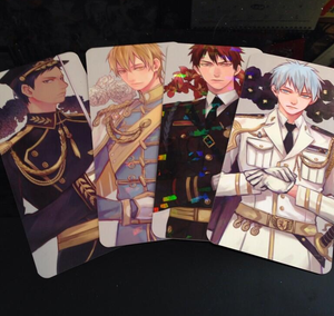 Knb X Military Prism Bookmarks [LAST CHANCE!]