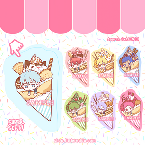 KNB: Crepe Pastry Pillow Plush