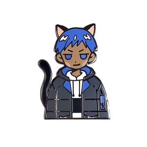 KNB: Panther Aomine Pin