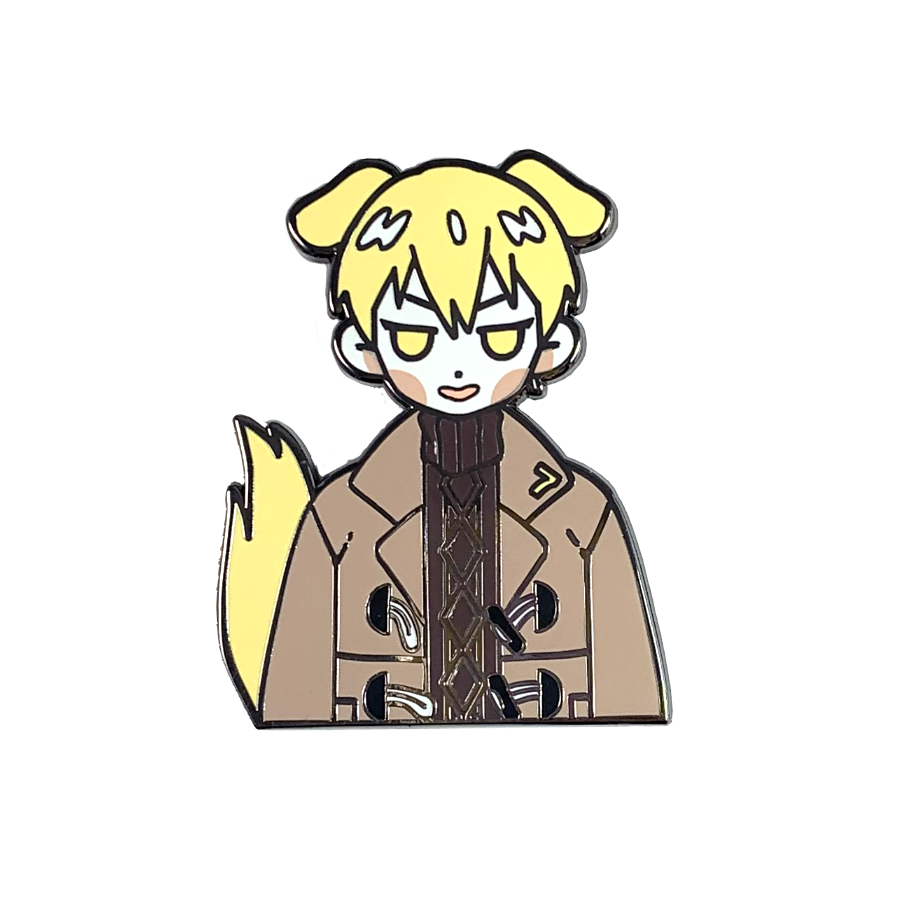 KNB: Dog Kise Pin