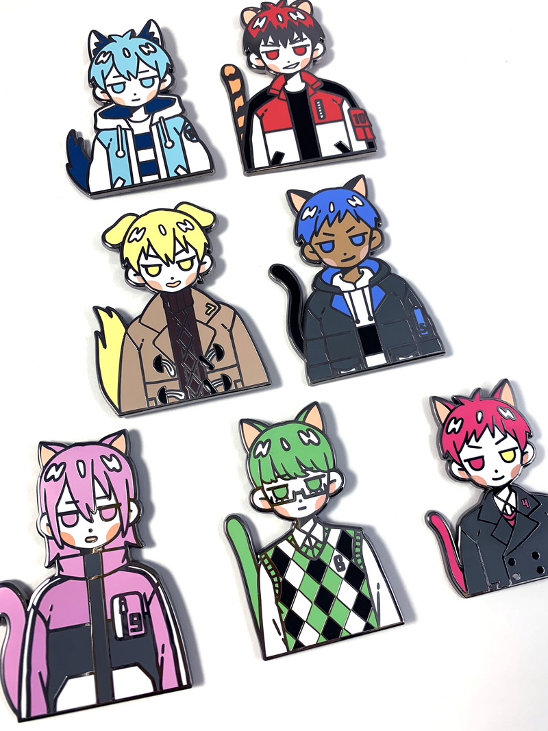 KNB: Cat and Dog Bundle Set