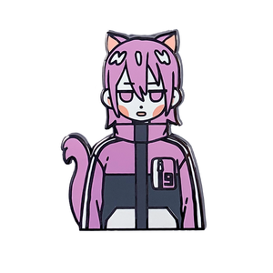 KNB: Cat Murasakibara Pin