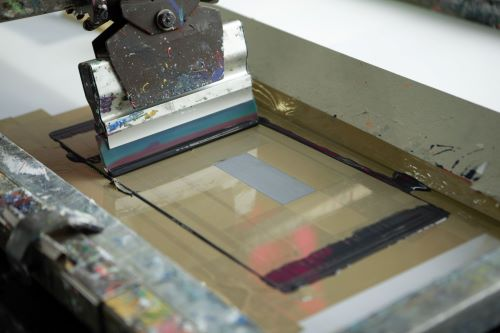 Screen Printing | Harvey Lloyd Screens