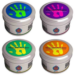acrylic colour to colour screen printing ink