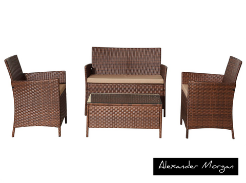 Sofa sets. Supplier of stylish and quality Garden Rattan Furnitures