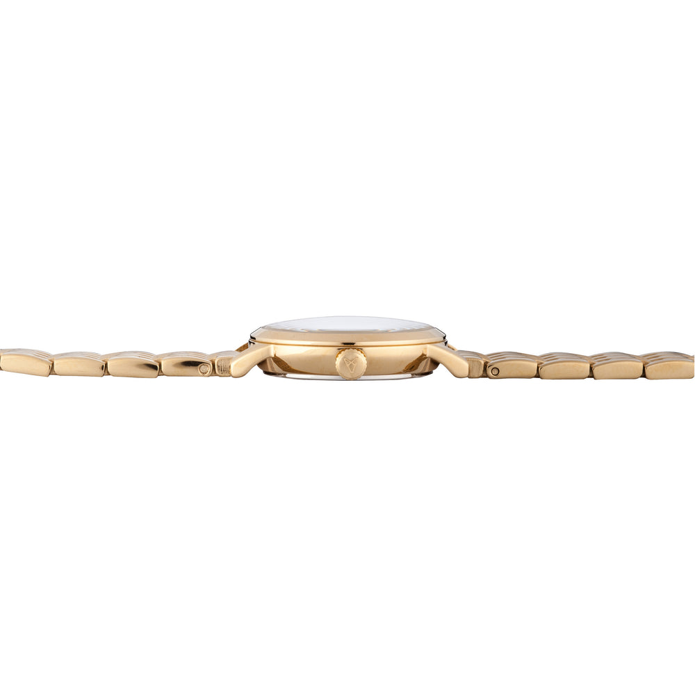 Elite Champagne Gold Link Small 3