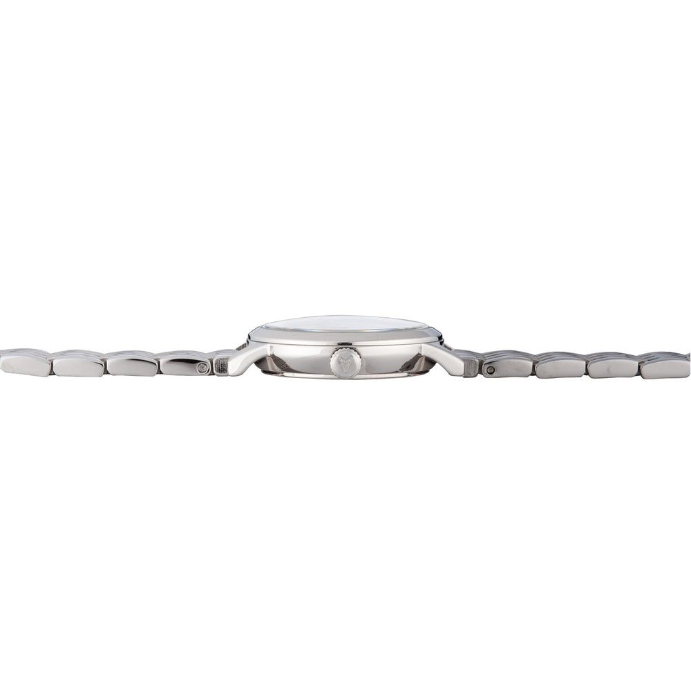 Elite Eggshell Silver Link Small 3
