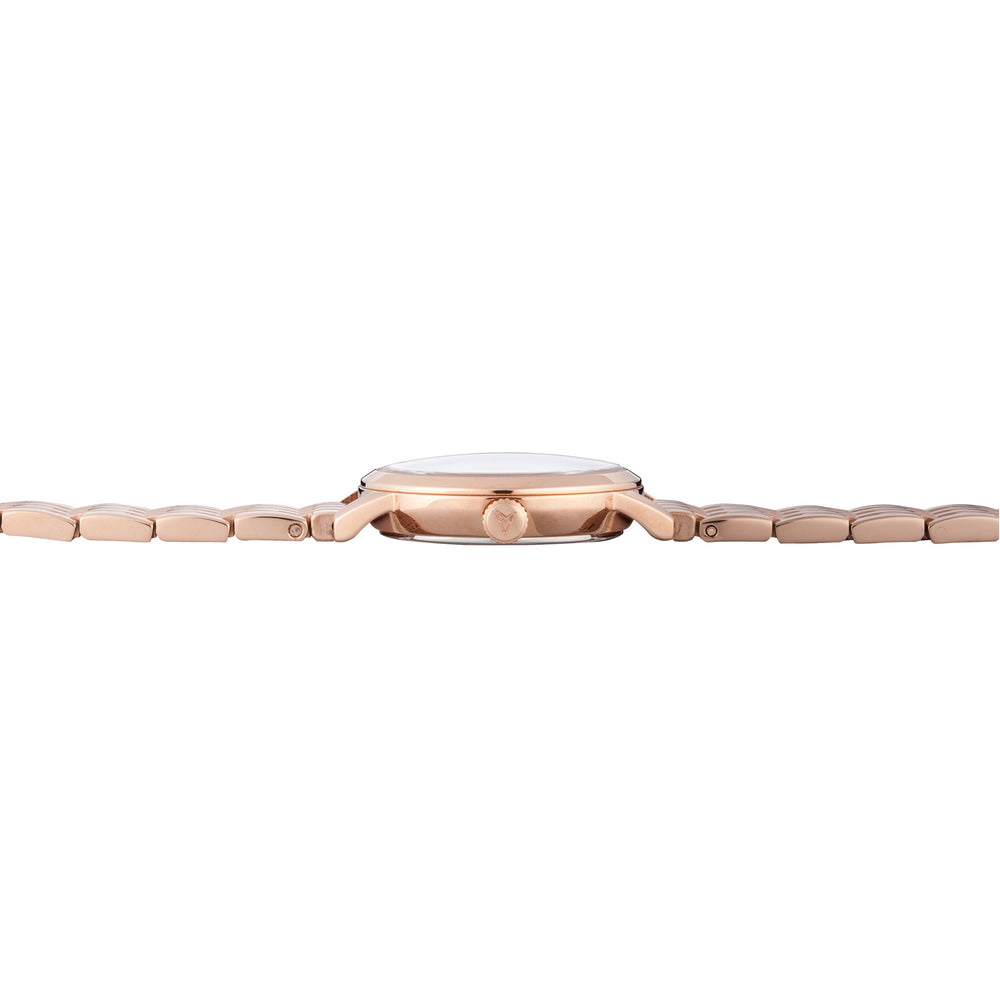 Elite Rose Gold Link Small 3