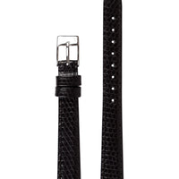 Elite 25.5 Black Lizard Strap