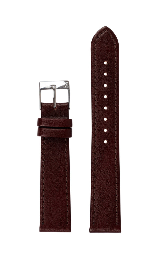 Silver Brown Veau Strap 1