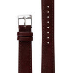 Silver Brown Veau Strap