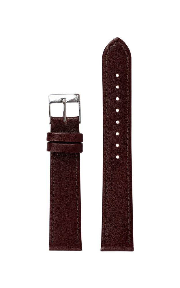 Silver Brown Veau Strap 2