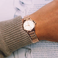 Elite Rose Gold Link Small