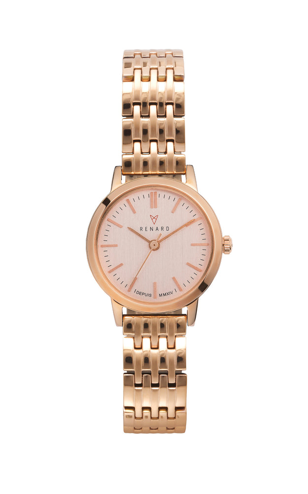 Elite Rose Gold Link Small 1