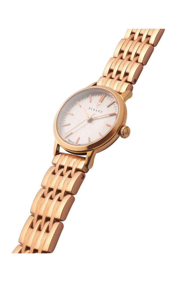 Elite Rose Gold Link Small 2