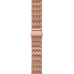 Elite 25.5 Rose Gold Link Strap