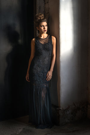 black beaded dress, dresses online