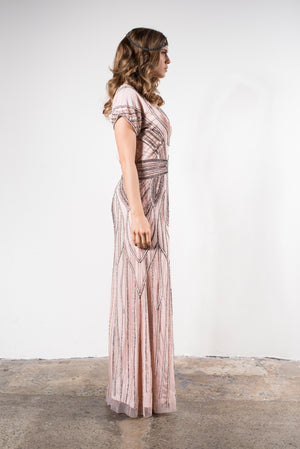 Atlantis Gown cocktail dress, mother of the bride dress